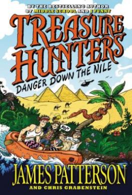 TREASURE HUNTER #2: DANGER DOWN THE NILE