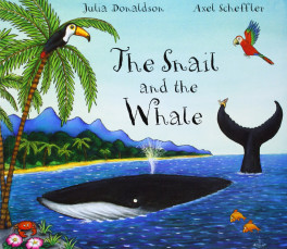 SNAILL AND THE WHALE, THE