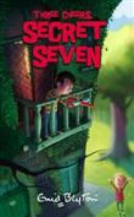 SECRET SEVEN #8: THREE CHEERS, SECRET SEVEN