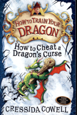 HOW TO TRAIN YOUR DRAGON # 4: HOW TO CHEAT A DRAGON' S CURSE (# 4)