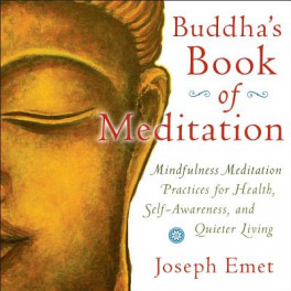 BUDDHA'S BOOK OF MEDITATION: MINDFULNESS MEDITATION PRACTICES FOR HEALTH, SELF-AWARENESS, AND QUIETER LIVING