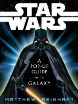 STAR WARS HOLOCRON: A POP-UP GUIDE TO THE GALAXY