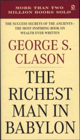 Image result for the richest man in babylon