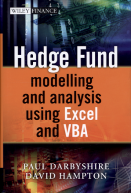 HEDGE FUND MODELING AND ANALYSIS USING EXCEL AND VBA