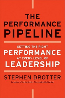 PERFORMANCE PIPELINE, THE: GETTING THE RIGHT PERFORMANCE AT EVERY LEVEL OF LEADERSHIP