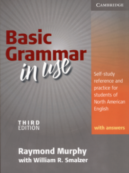 Basic Grammar In Use Students S Book With Answer 3rd Ed Murphy