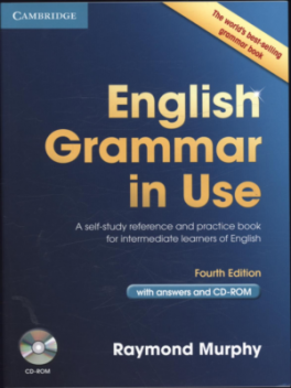 ENGLISH GRAMMAR IN USE WITH ANSWERS (4TH ED.) (CRB)