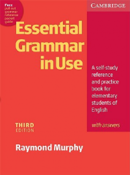 ESSENTIAL GRAMMAR IN USE WITH ANSWERS (3RD ED)