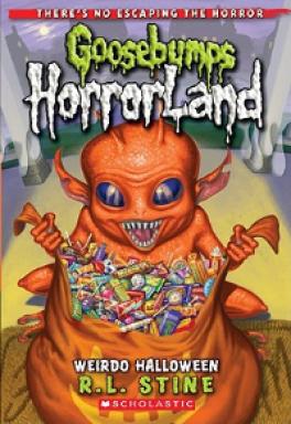 GOOSEBUMPS HORRORLAND #16: WEIRDO HALLOWEEN: SPECIAL EDITION