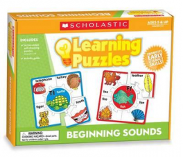 LEARNING PUZZLES: BEGINNING SOUNDS (GR. K-2)