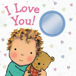 I LOVE YOU! CLOTH BOOK