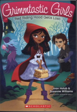 GRIMMTASTIC GIRLS #02: RED RIDING HOOD GETS LOST