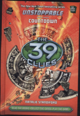 39 CLUES, THE: UNSTOPPABLE 3: COUNTDOWN