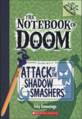 NOTEBOOK OF DOOM #3, THE: ATTACK OF THE SHADOW SMASHERS