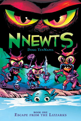 NNEWTS 01: CAPE FROM THE LIZZARKS