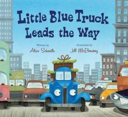 LITTLE BLUE TRUCK LEADS THE WAY
