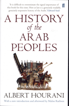 HISTORY OF THE ARAB PEOPLES, A