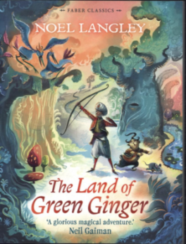LAND OF GREEN GINGER, THE