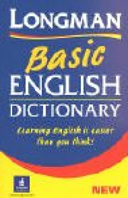 LONGMAN BASIC ENGLISH DICTIONARY