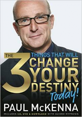 3 THINGS THAT WILL CHANGE YOUR DESTINY TODAY, THE