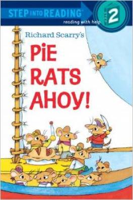 RICHARD SCARRY'S PIE RATS AHOY (SIR 2)