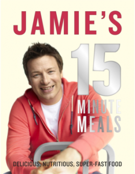 JAMIE' S 15-MINUTE MEALS