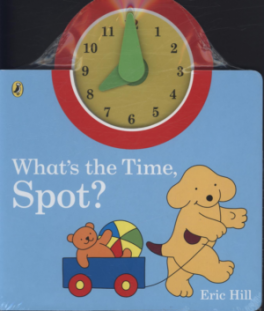 WHAT'S THE TIME, SPOT ?