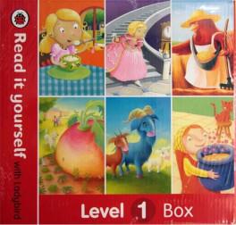 READ IT YOURSELF: LEVEL 1 BOX (5 BOOKS)