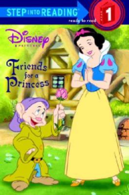 DISNEY PRINCESS: FRIENDS FOR A PRINCESS (SIR 1)