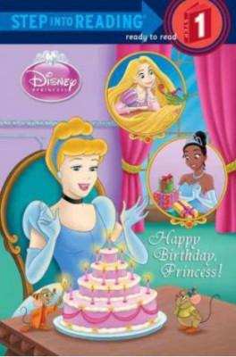 DISNEY PRINCESS: HAPPY BIRTHDAY, PRINCESS! (SIR 1)