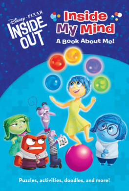 INSIDE OUT: INSIDE MY MIND: A BOOK ABOUT ME