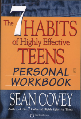 7 HABITS OF HIGHLY EFFECTIVE TEENS, THE: PERSONAL WORKBOOK