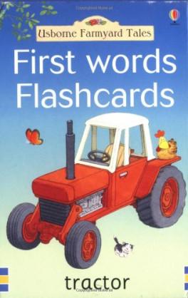 FLASHCARDS: FARMYARD TALES FIRST WORDS FLASHCARDS