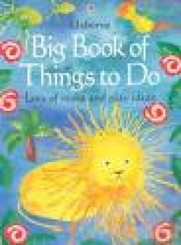 USBORNE BIG BOOK OF THINGS TO DO