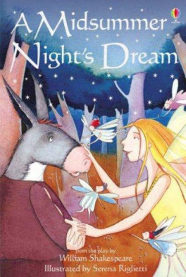MIDSUMMER NIGHT'S DREAM, A (YOUNG READING SERIES 2)