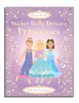 STICKER DOLLY DRESSING: PRINCESSES