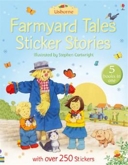 FARMYARD TALES STICKER STORIES