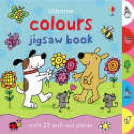COLOURS JIGSAW BOOK