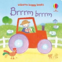 BUGGY BOOK: BRRRM BRRRM