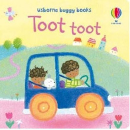 BUGGY BOOK: TOOT TOOT
