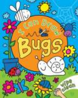 I CAN DRAW: BUGS