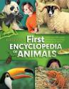 KINGFISHER FIRST ENCYCLOPEDIA OF ANIMALS