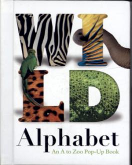 WILD ALPHABET A-ZOO POP-UP