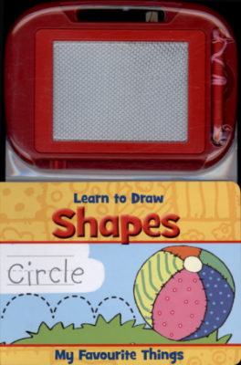 LEARN TO DRAW SHAPERS