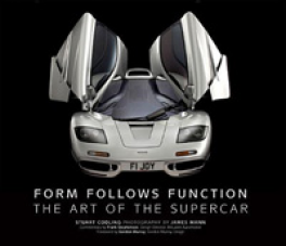 FROM FOLLOWS FUNCTION: THE ART OF THE SUPERCAR