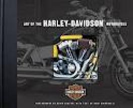 ART THE HARLEY - DAVIDSON MOTORCYCLE
