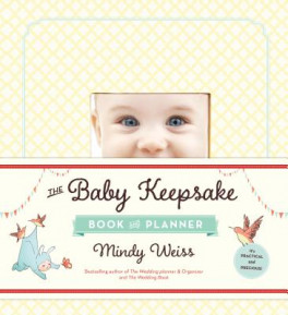 BABY KEEPSAKE BOOK AND PLANNER, THE