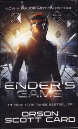 ENDER'S GAME (MOVIE TIE-IN)
