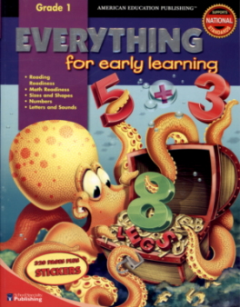 EVERYTHING FOR EARLY LEARNING, GRADE 1