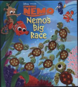 DISNEY PIXAR FINDING NEMO'S BIG RACE